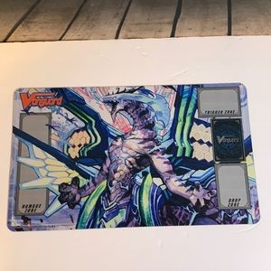 Blue Storm Dragon, Maelstrom Playmat